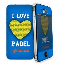 Cover iPhone Padel Lobb en la Caja Mágica