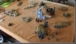 Dust Warfare Deployment