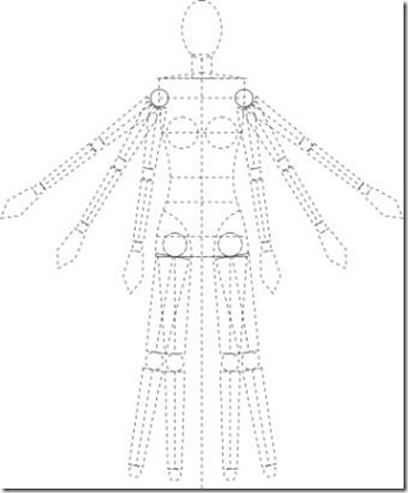 modelo para desenho tecnico corel