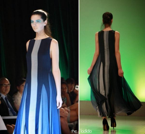 Raffles Graduate Fashion Show 2013 - Faradila Sofyan