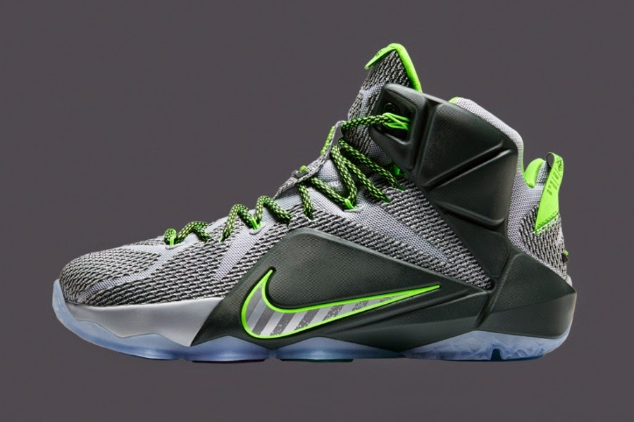 quality design 15293 0ff37 ... Seven Nike LeBron 12 Colorways Revealed to Launch in 2014 ...