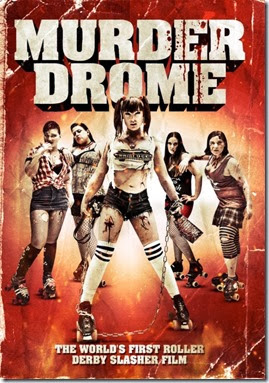 MurderDrome-DVD