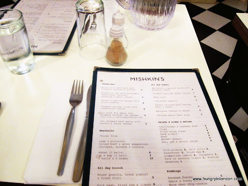  MISHKINS (Covent Garden)