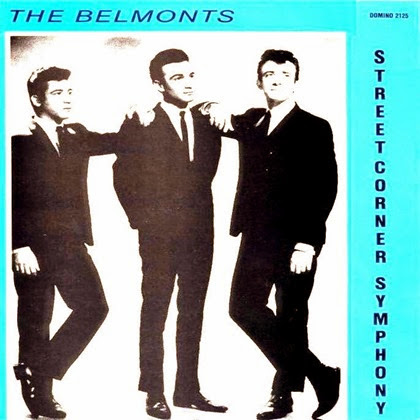The Belmonts - Street Corner Symphony   front
