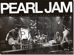 pearl jam en mexico 2011