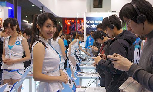 [Photo] 2012 TGS 台北國際電玩展Show Girls照片分享!
