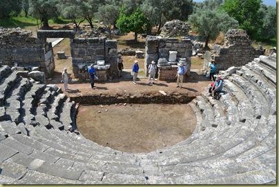 Nysa Bouleuterium middle