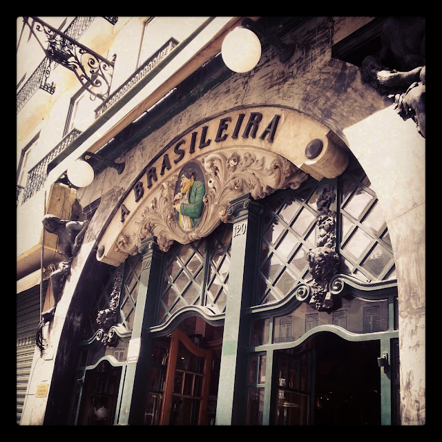 Café A Brasileira The Brazilian Cafe Lisbon