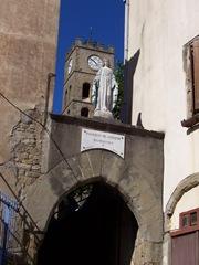 2008.09.08-018 porte méridonale à Conques-sur-Orbiel