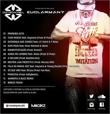 Euclarmany - Outro Nivel Vol.3 (Capa_Back)
