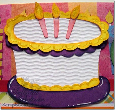 CAKE PAPER PIECING-450