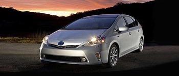 Toyota Prius Hybrid Plug-in
