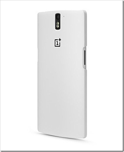 OnePlus Back Cover White