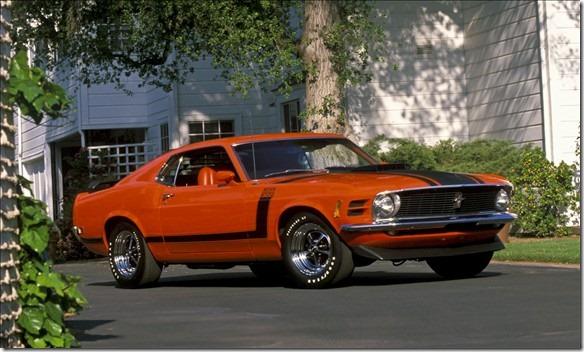 1970-Boss-302-Mustang