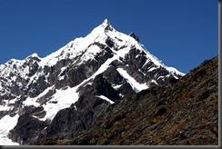 Peru - Lares mountain