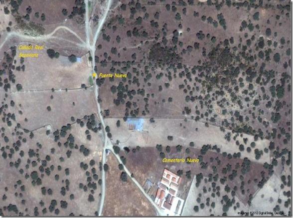 villarta de los montes - Google Maps