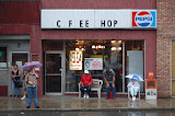 """C F EE HOP"" - copyright David J. Thompson"