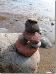 Pancake Bay rockpile2