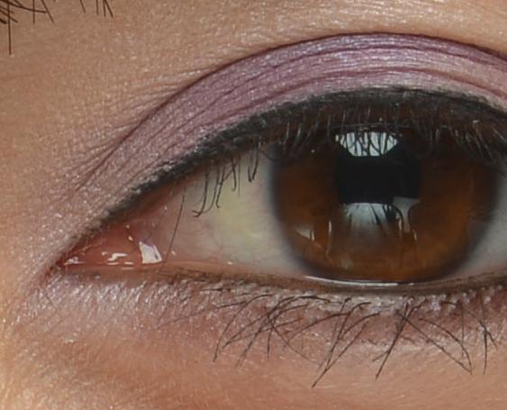 Nikon D800 - Eye Detail