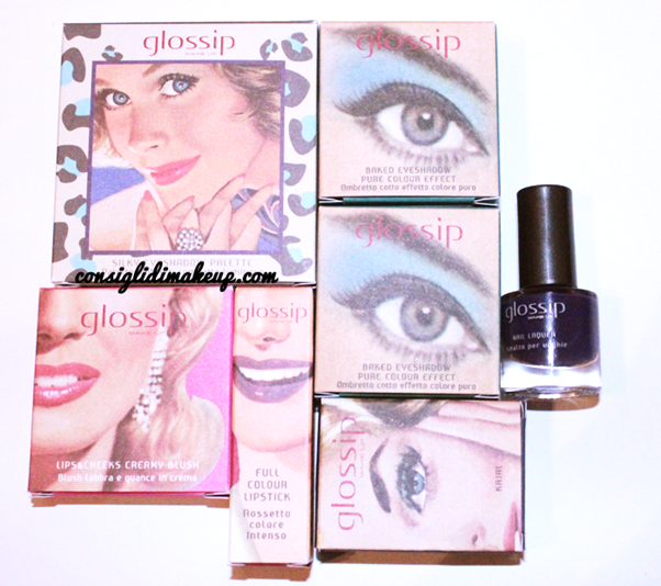 Yes I'm a Lady by Glossip–Prime impressioni + Swatches