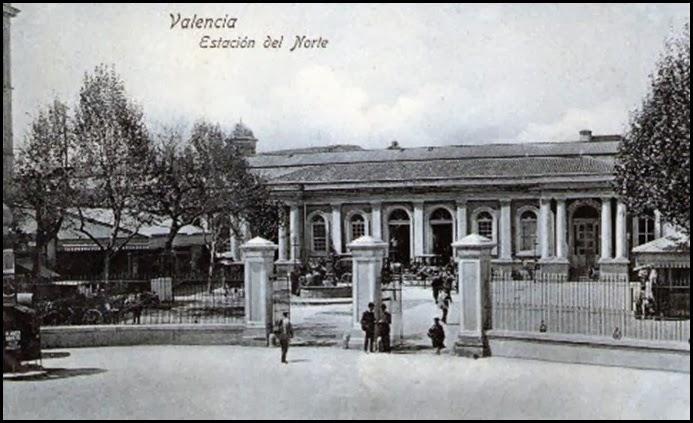 estacion del norte ca 1900