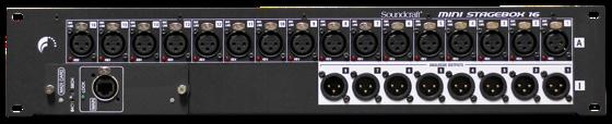Soundcraft Mini Stagebox 16 HiRes 1