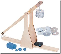 Pitsco TREBUCHET KIT - Built
