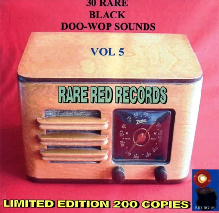Rare Black Doo-Wop Sounds Vol. 05 - 31 Front