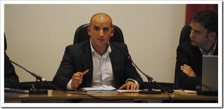 Marcos del Pilar, Director Gerente del Club de Padel MRP Guadarrama (Club NOX)