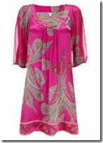 Monsoon pink tunic