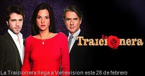 La Traicionera llega a Venevision este 28 de febrero