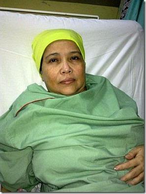 Rosnah Mohd Noor Meninggal Dunia