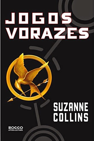 Jogos Vorazes - capa (livro)