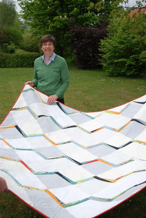 Ulrike H. Quilt 2