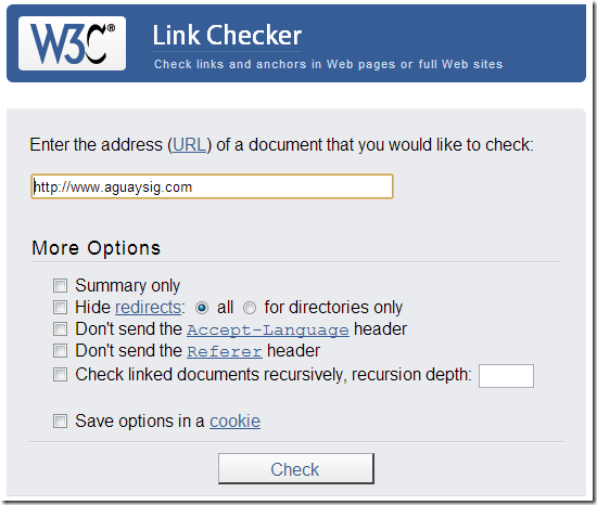Link-Checker