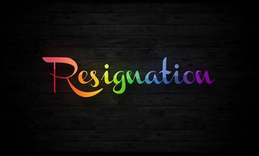 resignacion