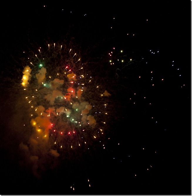 Exploding Galaxy-4
