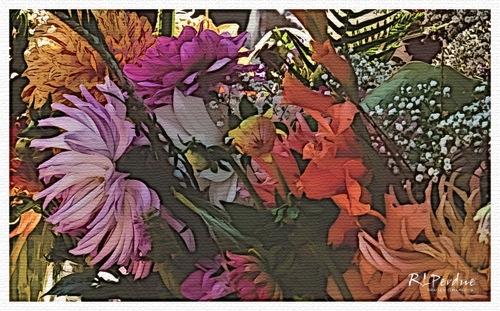 Flowersketchtexture