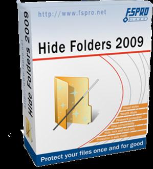 Hide Folders 2009 v3.9.5