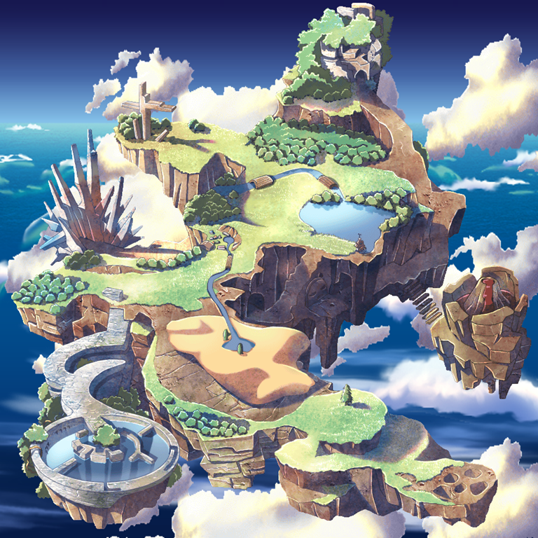 zwei world map
