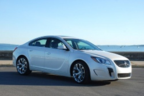 2012 buick regal gs review otomodification. Black Bedroom Furniture Sets. Home Design Ideas
