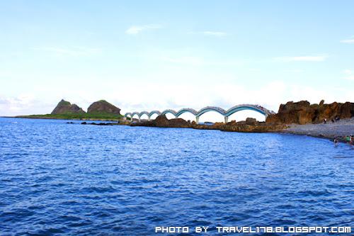 【台東旅遊景點推薦】三仙台風景區~火山地質地形自然景觀