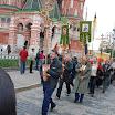 Крестный ход «Память благодарных потомков» дошел до Москвы! 13-14 октября 2012г.