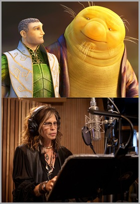 Steven Tyler voices caterpillar Nim Galuu in EPIC 3D