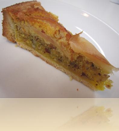 crostata frangipane mele accademia del tartufo