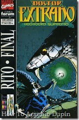 P00002 - Doctor Extraño  Rito Final #2