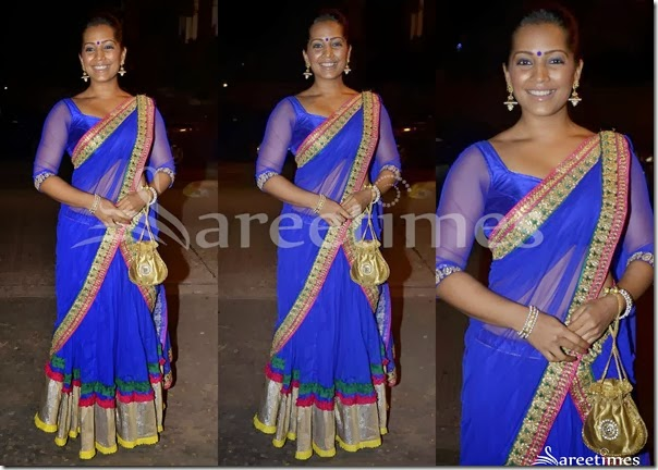Blue_Net_Half_Saree