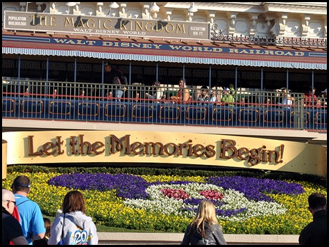 04 - Magic Kingdom Day - Let the Memories Begin