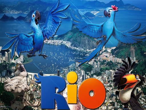 RIO By Doodlebuglover10
