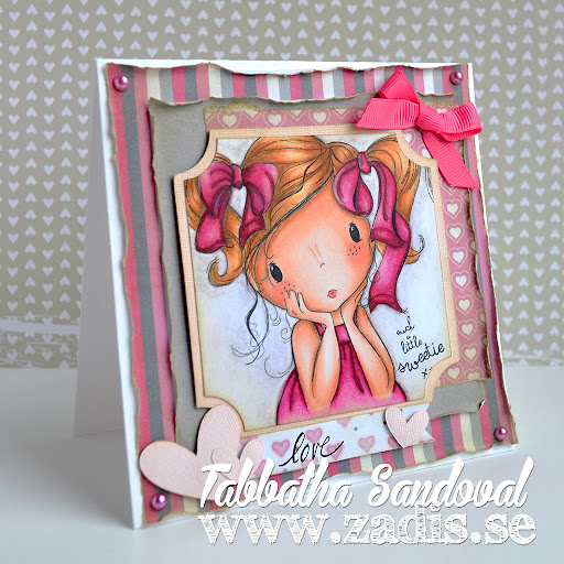 A Sweetie Just For Jen Card